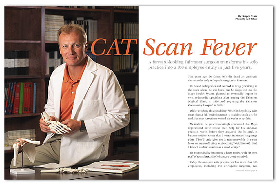 CAT Scan Fever