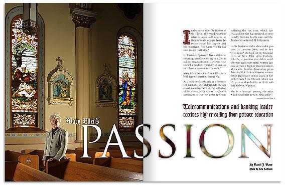Mary Ellen\'s Passion