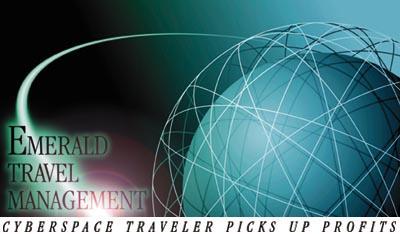 Cyberspace Traveler Picks Up Profits