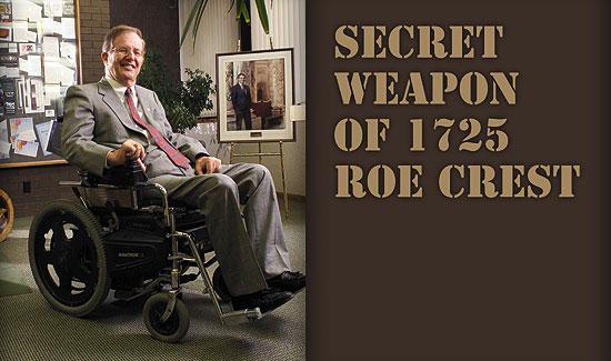 Secret Weapon of 1725 Roe Crest