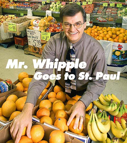 Mr. Whipple Goes To St. Paul