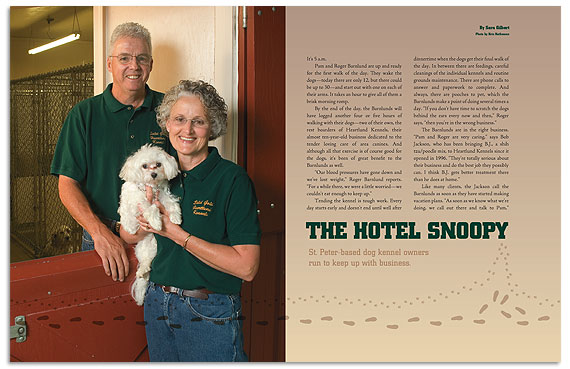 The Hotel Snoopy