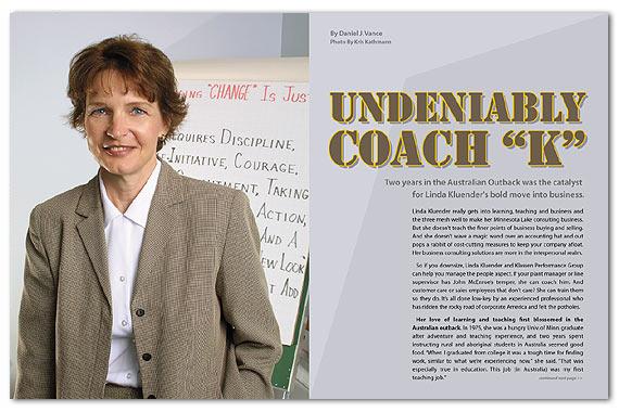 Undeniably Coach \