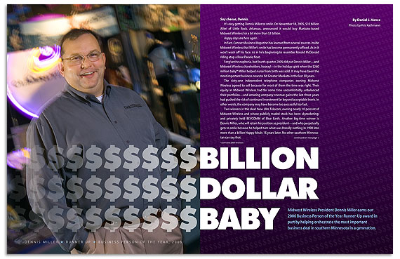 Billion Dollar Baby