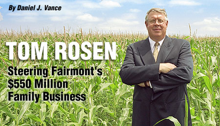 Steering Fairmont\'s $550 Million Family Business