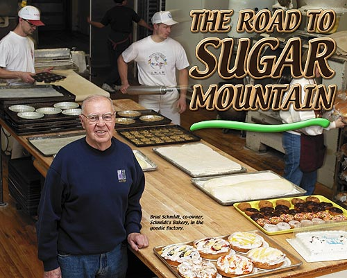 The Road To Sugar Mountain