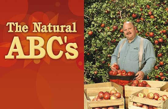 The Natural ABC\'s