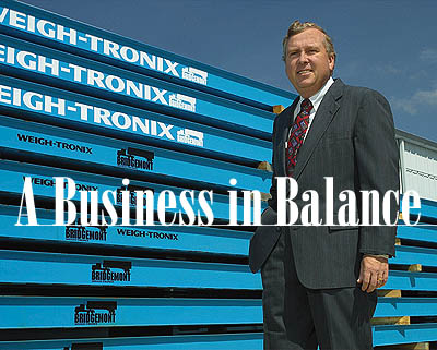 A Business In Balance