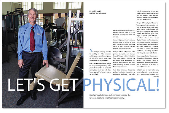 Let\'s Get Physical