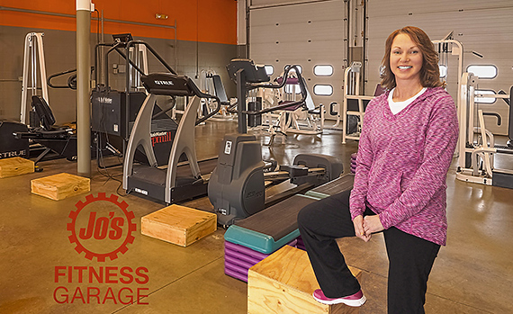 Jo s fitness garage connect business magazine