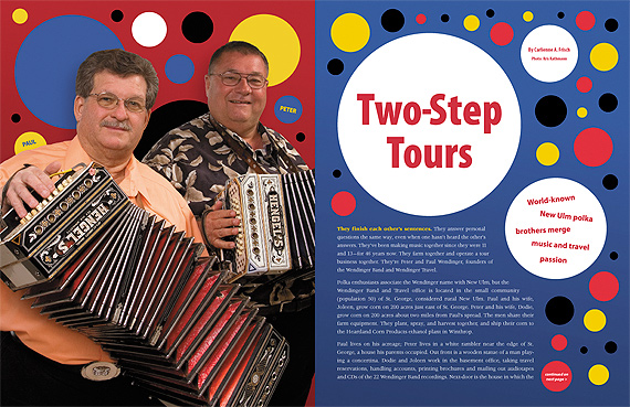 Two-Step Tours