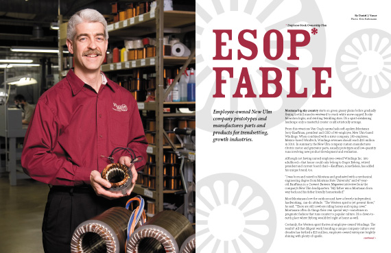ESOP Fable