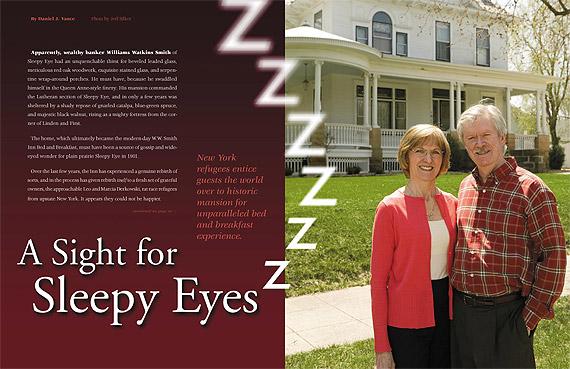A Sight for Sleepy Eyes